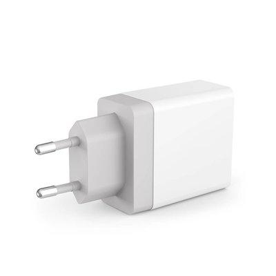 Mobiparts iPad oplader met iPad 1, 2 , 3 kabel (grote aansluiting)