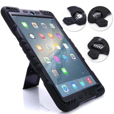 Pepkoo iPad 2017 hoes Spider Case zwart
