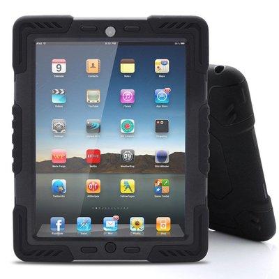 iPadspullekes.nl iPad 2017 hoes Spider Case zwart