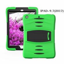 iPad 2017 hoes Protector groen