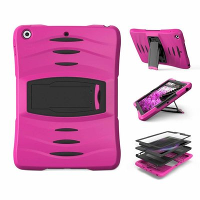 iPad 2017 hoes Protector roze