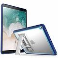 i-Blason iPad hoes Pro 10.5 Stand Case halo frost blauw
