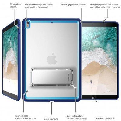 i-Blason iPad Pro 10.5 Stand Case halo frost blauw