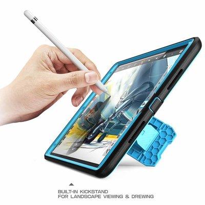 i-Blason iPad Pro 10.5 schokbestendige hoes blauw