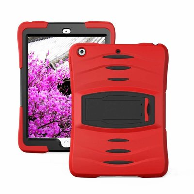 iPad Pro 10,5 hoes Protector rood