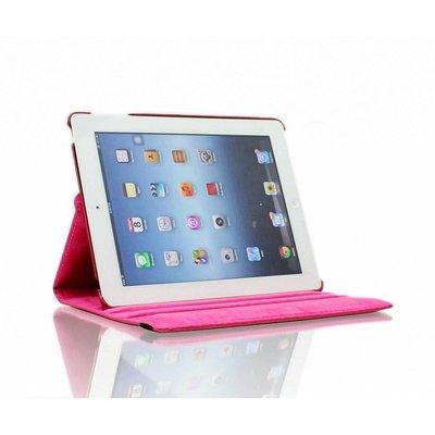 iPadspullekes.nl iPad Pro 12,9 (2017) hoes Roze leer