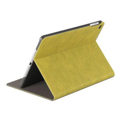 iPad hoes 2017 leer (lime) groen