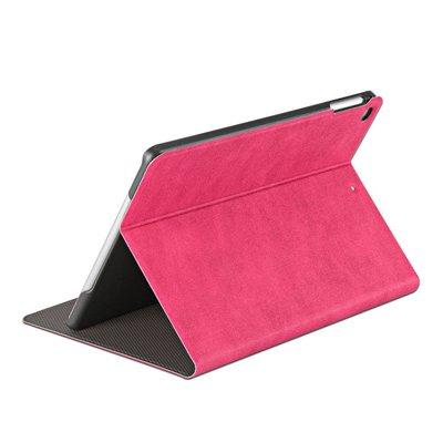 iPadspullekes.nl iPad hoes 2017 leer roze