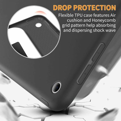 iPad Pro 10.5 Smart Cover Case Zwart