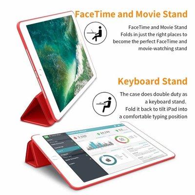 iPadspullekes.nl iPad Mini 4  Smart Cover Case Rood