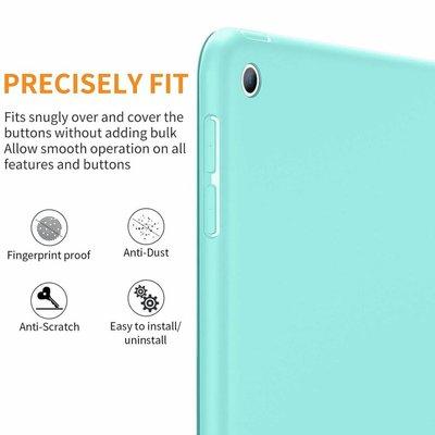 iPad Air Smart Cover Case Licht Blauw