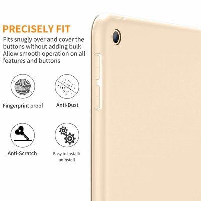 iPad Smart Cover Case Goud