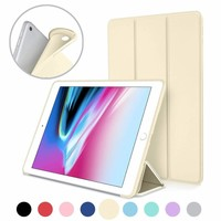 iPad Smart Cover Case Goud