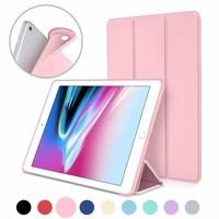 iPad Smart Cover Case Licht Roze