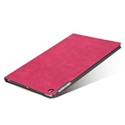 iPad hoes leer roze