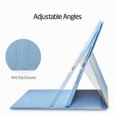 ESR iPad Pro 10.5 hoes Design Licht Blauw