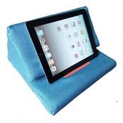 iPad kussen licht blauw | Bedien je iPad gemakkelijk van je schoot