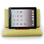 iPad kussen groen | Bedien je iPad gemakkelijk van je schoot