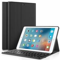 iPad hoes met afneembaar toetsenbord zwart