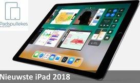 Alles weten over de nieuwste Apple iPad 2018? Prijzen vanaf €410,-