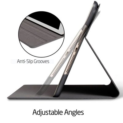 iPad hoes 2017 Design licht blauw hout print