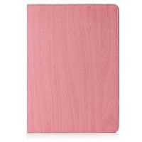 iPadspullekes.nl iPad hoes 2017 Design baby roze hout print