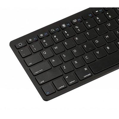 iPad 2018 draadloos bluetooth toetsenbord zwart