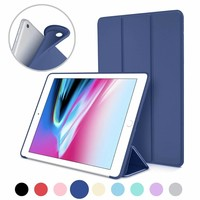 iPadspullekes.nl iPad 2018 Smart Cover Case Blauw