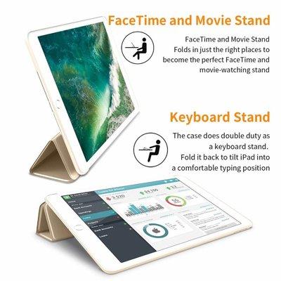 iPad 2018 Smart Cover Case Goud