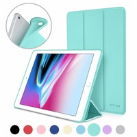 iPadspullekes.nl iPad 2018 Smart Cover Case Licht Blauw