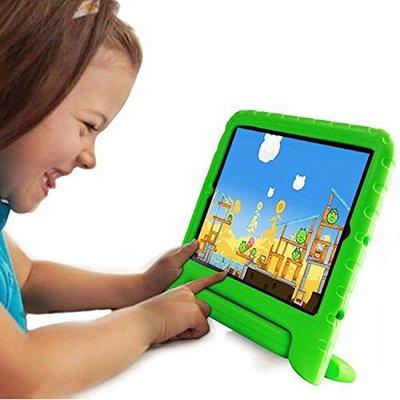 iPadspullekes.nl iPad 2018 Kids Cover groen