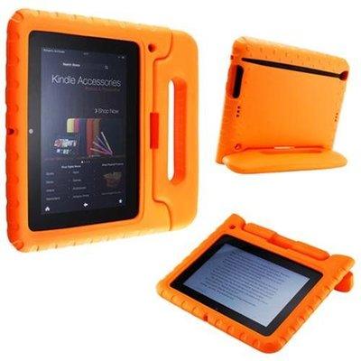 iPad 2018 Kids Cover oranje