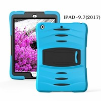 iPad 2018 hoes Protector licht blauw