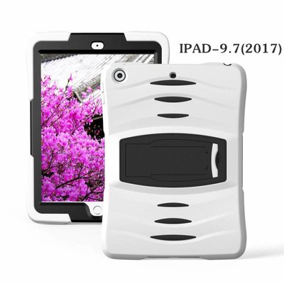iPad 2018 hoes Protector wit