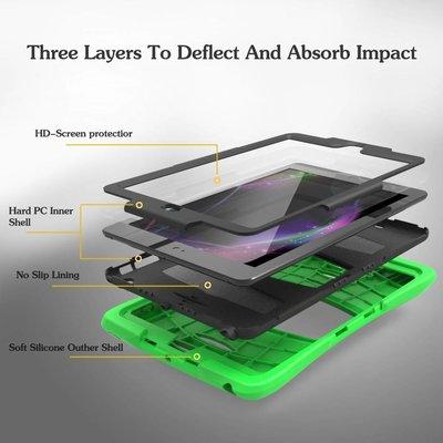 iPadspullekes.nl iPad 2018 hoes Protector groen