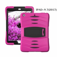 iPad 2018 hoes Protector roze