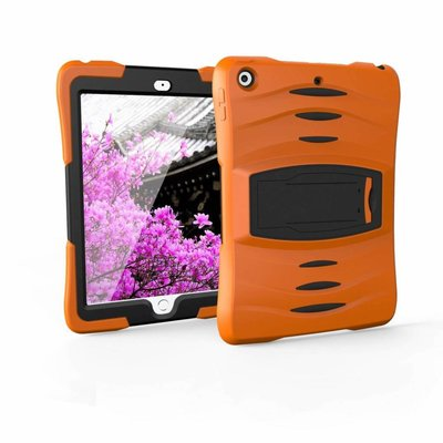iPad 2018 hoes Protector oranje