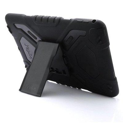 iPadspullekes.nl iPad 2018 hoes Spider Case zwart