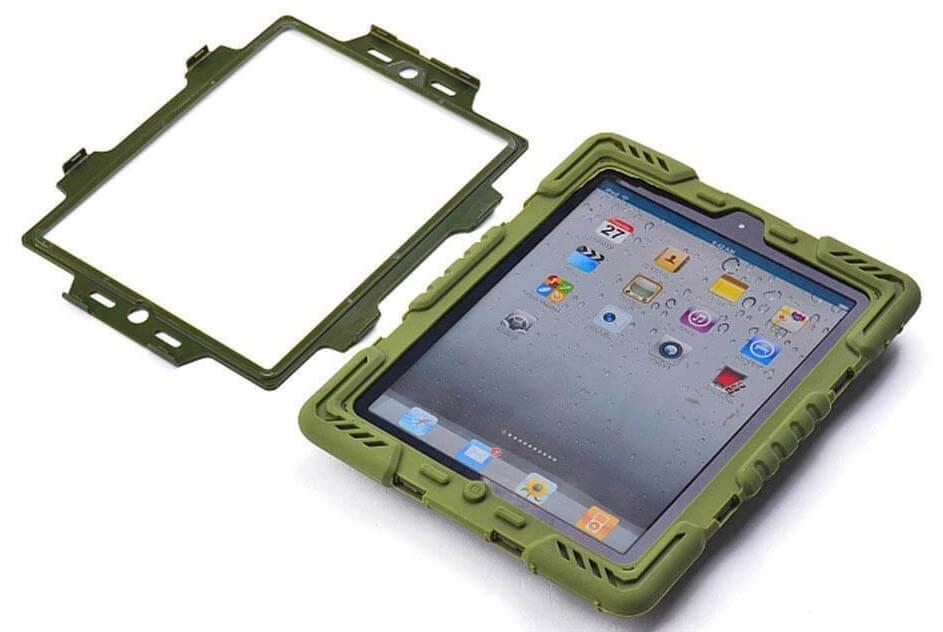 iPad 2018 extra beschermd met screenprotector