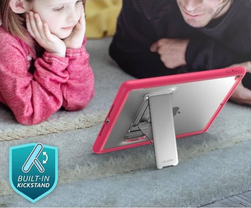 iPad 2018 hoes met standaard i blason halo slim case