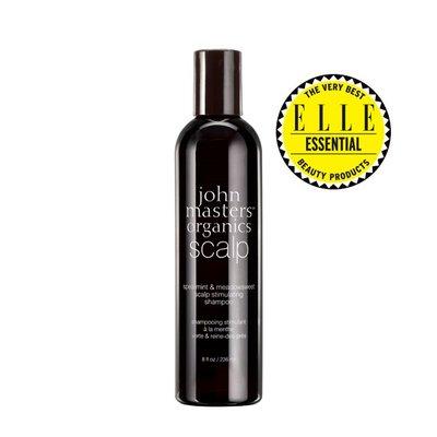 John Masters Organics Natuurlijke shampoo hoofdhuid hygiëne