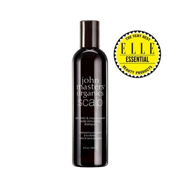 Natuurlijke shampoo hoofdhuid hygiëne