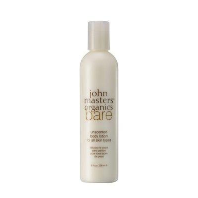 John Masters Organics Natuurlijke bodylotion zonder parfum