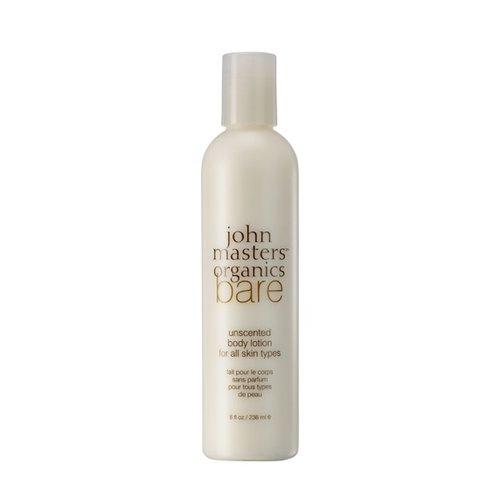 John Masters Organics Bare Unscented Bodylotion
