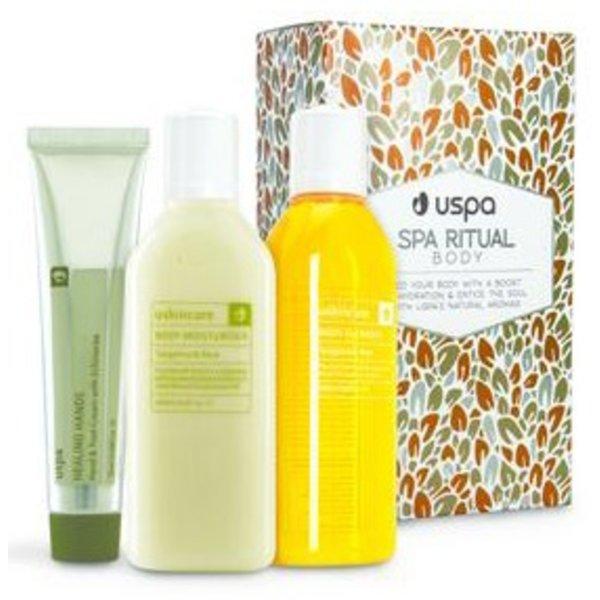 Cadeauset natuurlijke huidverzorging