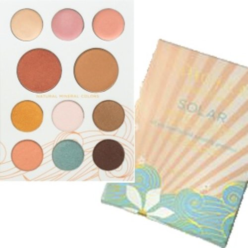 Pacifica Solar Complete Color Mineral Palette