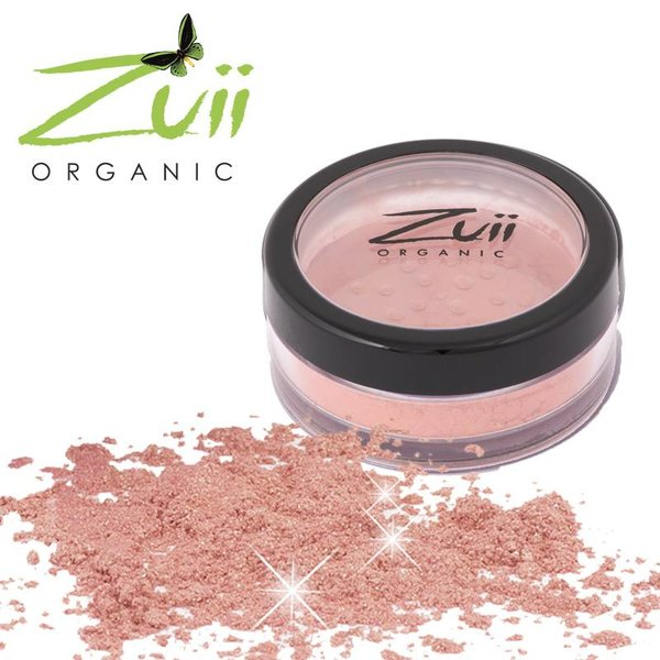 Flora Diamond Sparkle Blush Peach