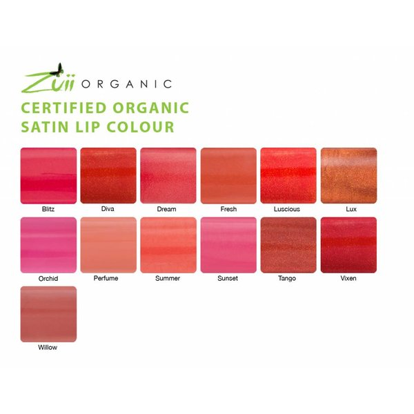 Satin Lip Colour Lux
