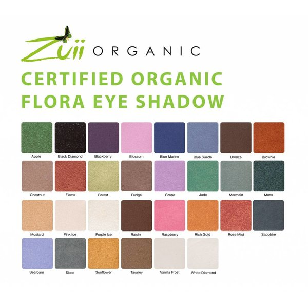 Flora Single Eyeshadow Pink Ice