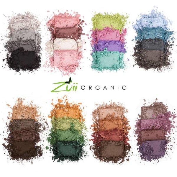 Quad Eyeshadow Palette Natural